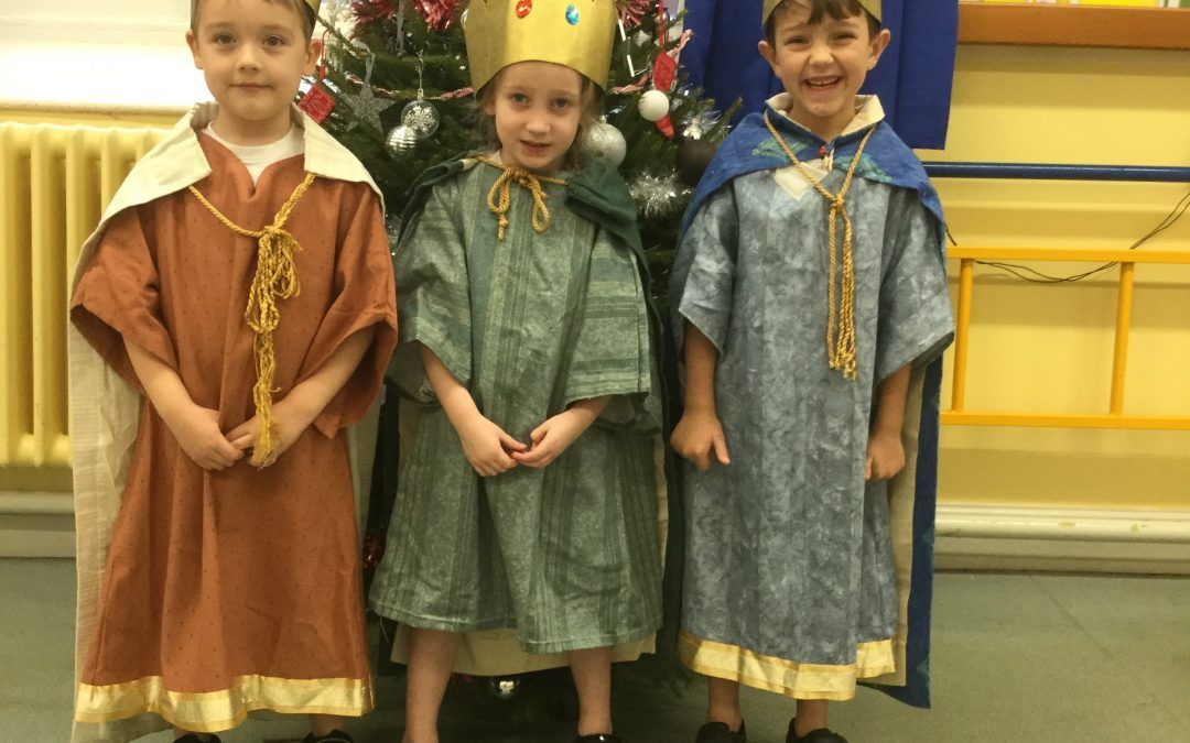 Away in a Manger – Nativity 2018 – click for more photographs