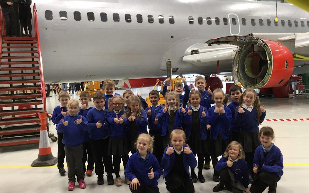 International Aviation Academy Trip
