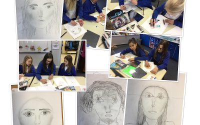 Self Portrait Enrichment Club