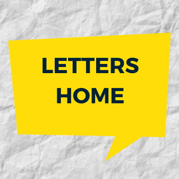 Letters home 2nd March